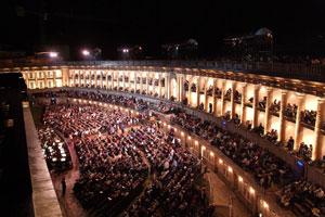 The Sferisterio in Macerata