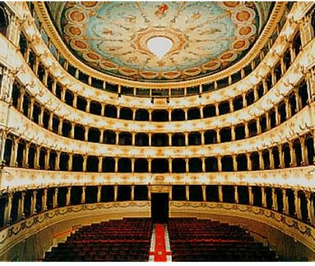 The Rossini Theatre