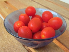 Get the ripest, tastiest tomatoes you can
