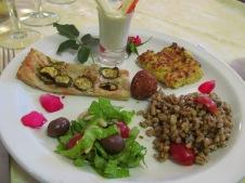 Organic Italian food