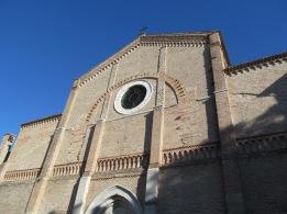 Cathedral - romanesqye facade