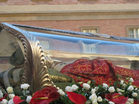 St. Terenzio, Patron of Pesaro