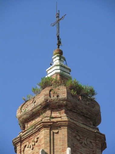 Bell tower - detail