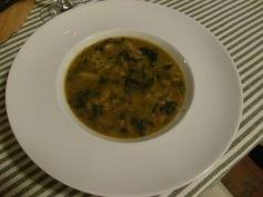 Ribollita (Tuscan soupe)