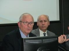 Tonino Pencarelli and Riccardo Corbelli