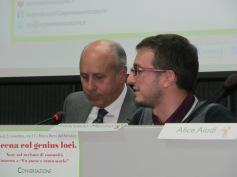 Riccardo Corbelli and Francesco Marmo