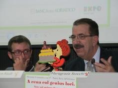 Francesco Marmo and Vittoriano Solazzi