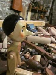 Pinocchio by Bartolucci