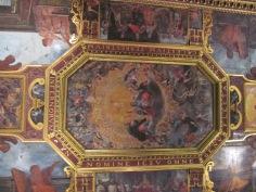 Chiesa Nome di Dio - ceiling