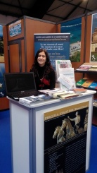 At the Tourissimo Exhibition
