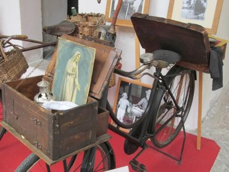 Priest's bike