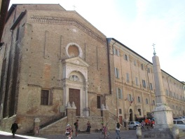 Former church of San Domenico