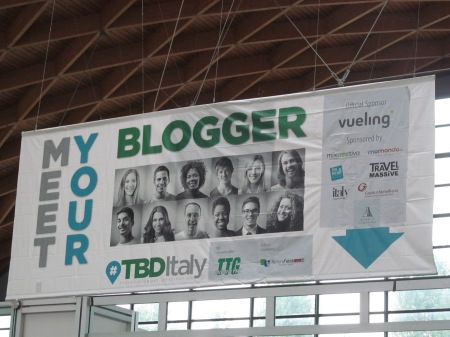 Meet your blogger day