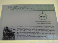 A famous fashion house (Fontana) designed Alitalia uniforms in the '50s