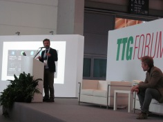 A conference at TTG Forum
