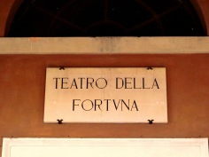 The Fortuna (Fortune) theatre