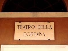 The Fortuna (Fortune) theatre