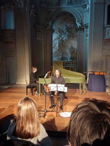 Wilelm Peerik and Fabrizio Lepri