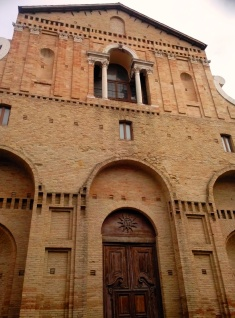 San Giovanni church, via Passeri