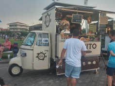 Europa Street Food Festival in Pesaro